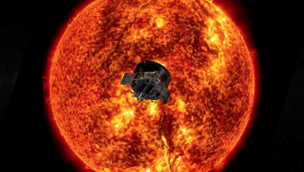 Parker Solar Probe traces solar wind to its source on suns surface