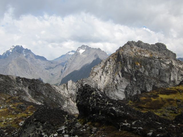 Research confirms timing of tropical glacier melt at the end of the last ice age scaled