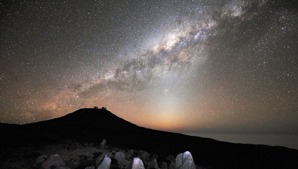 Second stellar population found in Milky Ways thick disk