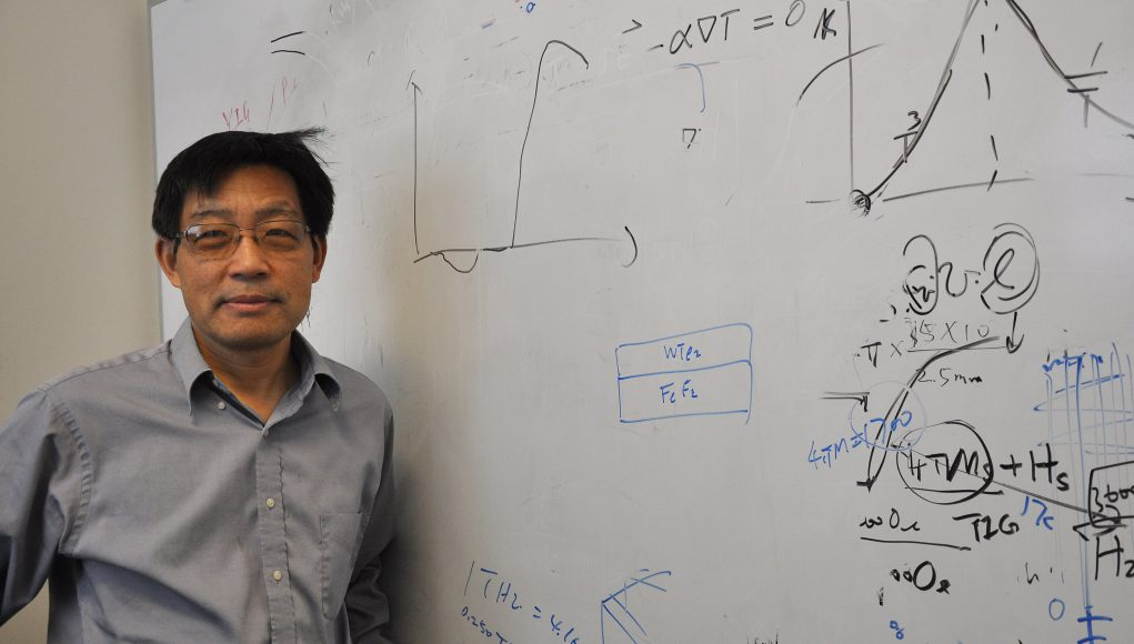 Detection of very high frequency magnetic resonance could revolutionize electronics scaled