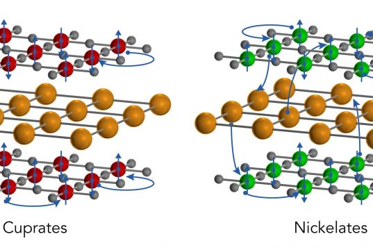 First detailed electronic study of new nickelate superconductor scaled