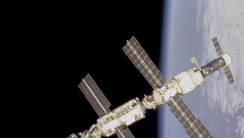First reported occurrence and treatment of spaceflight medical risk 200 miles above earth