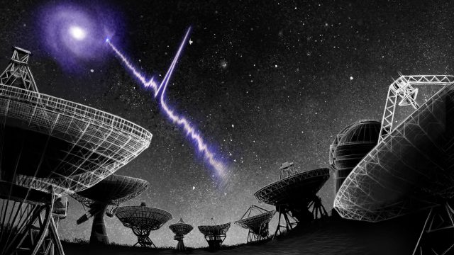 In a nearby galaxy a fast radio burst unravels more questions than answers scaled