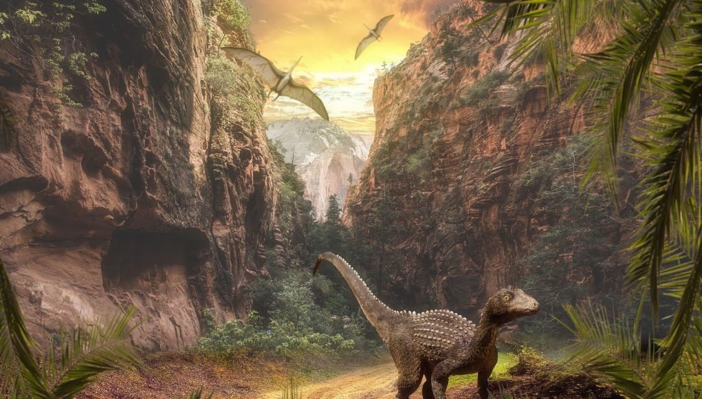 In death of dinosaurs it was all about the asteroid—not volcanoes