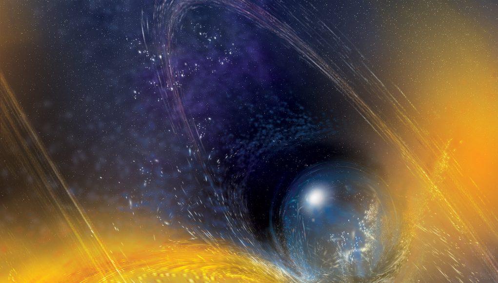 LIGO Virgo gravitational wave network catches another neutron star collision