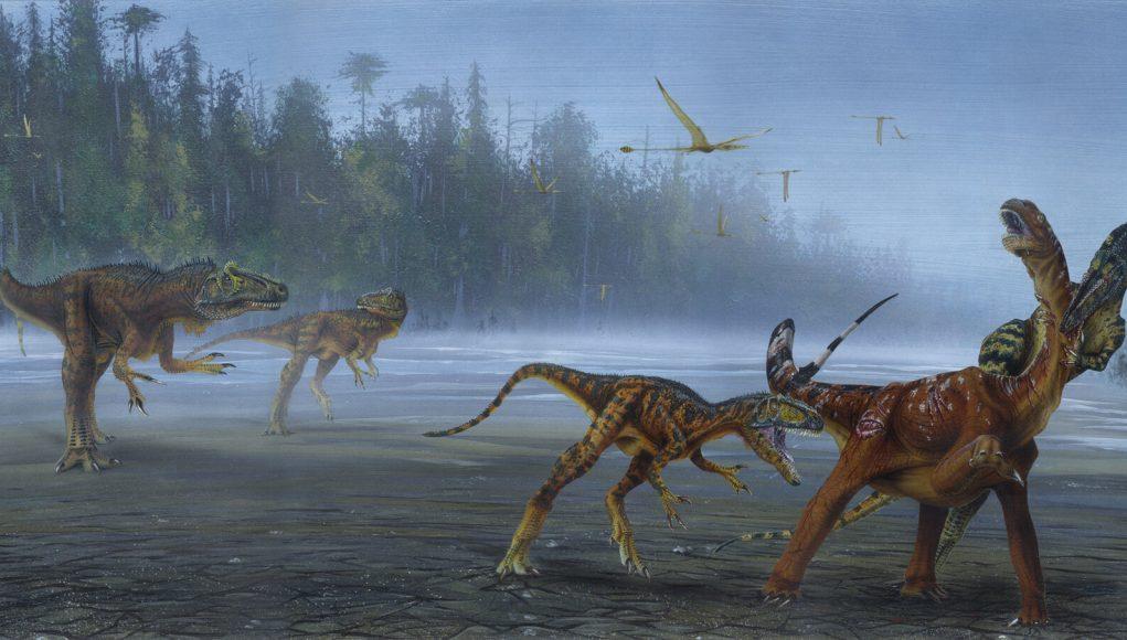 New species of Allosaurus discovered in Utah