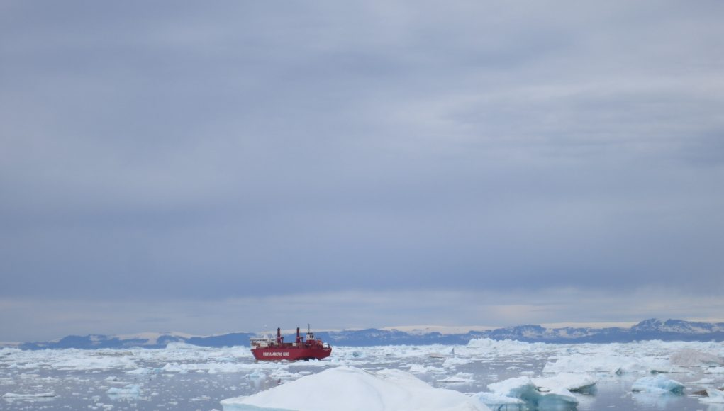 Ozone depleting substances caused half of late 20th century Arctic warming says study scaled