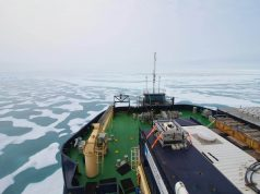 Quantifying Methane Released from Arctic Ocean