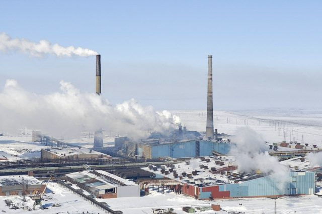 Replacing one gas with another helps efficiently extract methane from permafrost