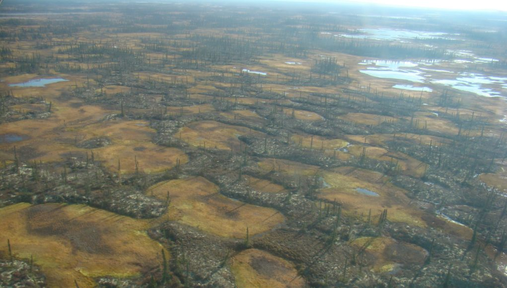 Arctic permafrost thaw plays greater role in climate change than previously estimated scaled