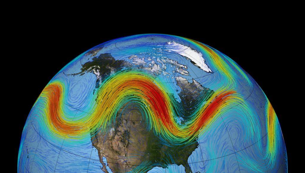 Jet stream not getting wavier despite Arctic warming scaled