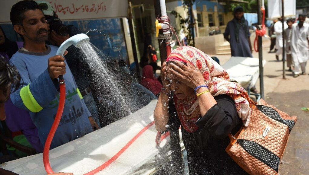 Northern Hemisphere faces 4 fold rise in extreme heat periods 1