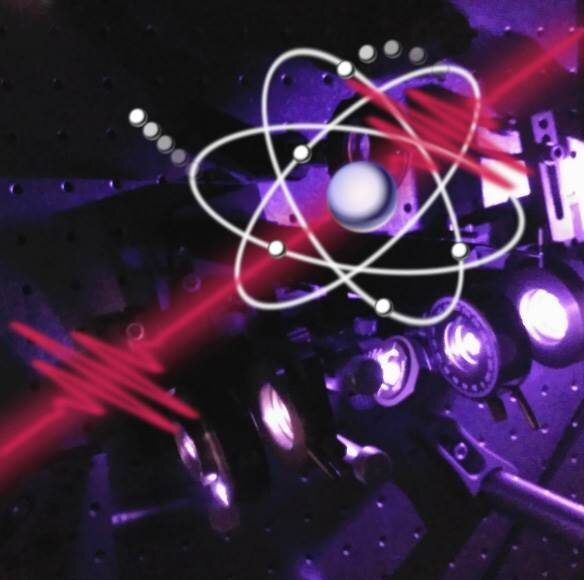 Quantum interference observed in real time Extreme UV light spectroscopy technique
