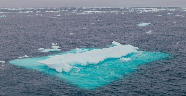 Researchers find new reason Arctic is warming so fast