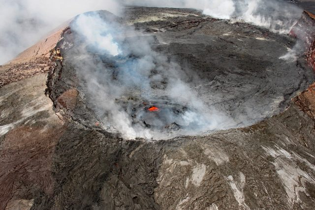 South American volcano showing early warning signs of potential collapse research shows