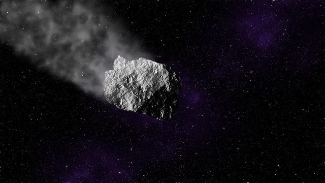 Supercharged light pulverises asteroids study finds