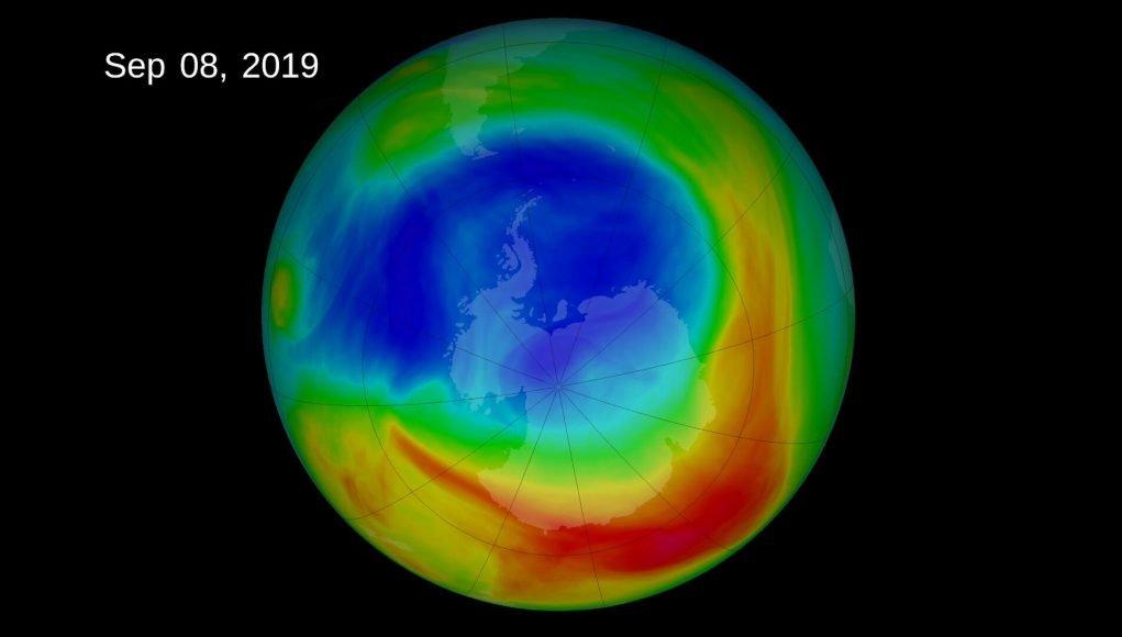 International ozone treaty stops changes in Southern Hemisphere winds