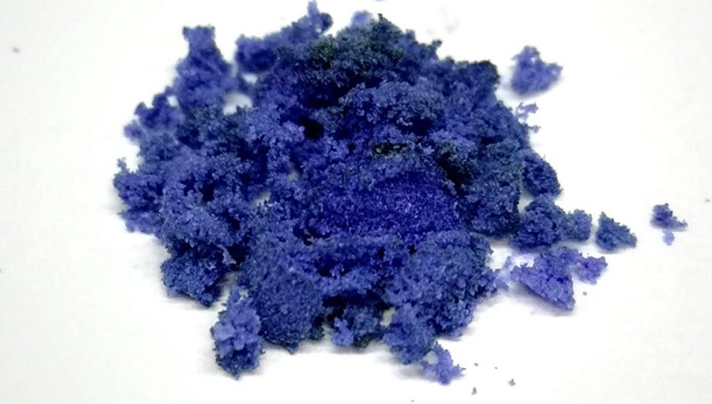 Blue dye from red beets Chemists devise a new pigment option