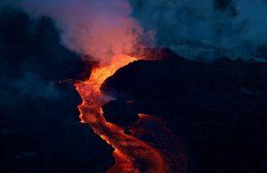 Excessive rain triggered 2018 Kīlauea volcano eruption study finds scaled
