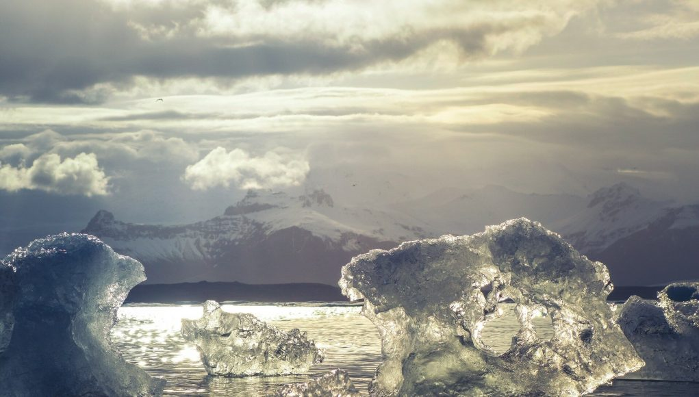 Hidden source of carbon found at the Arctic coast