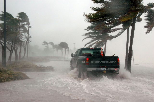 Human caused warming will cause more slow moving hurricanes warn climatologists