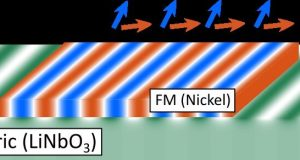 Magnetoacoustic waves Towards a new paradigm of on chip communication