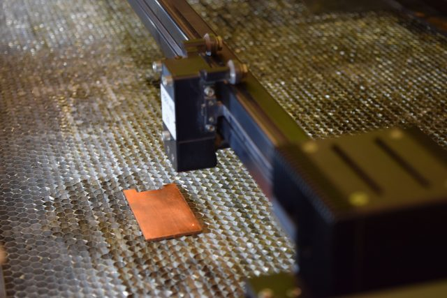 Now metal surfaces can be instant bacteria killers scaled