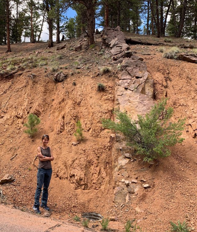 Researchers dig into case of geologic amnesia scaled