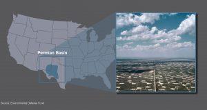 Satellite data show highest emissions ever measured from U.S. oil and gas operations scaled