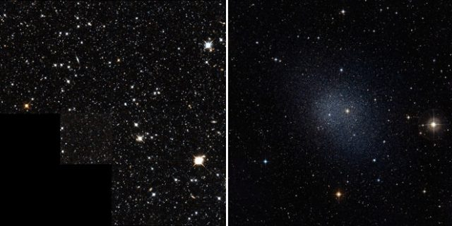 Satellite galaxies of the Milky Way help test dark matter theory