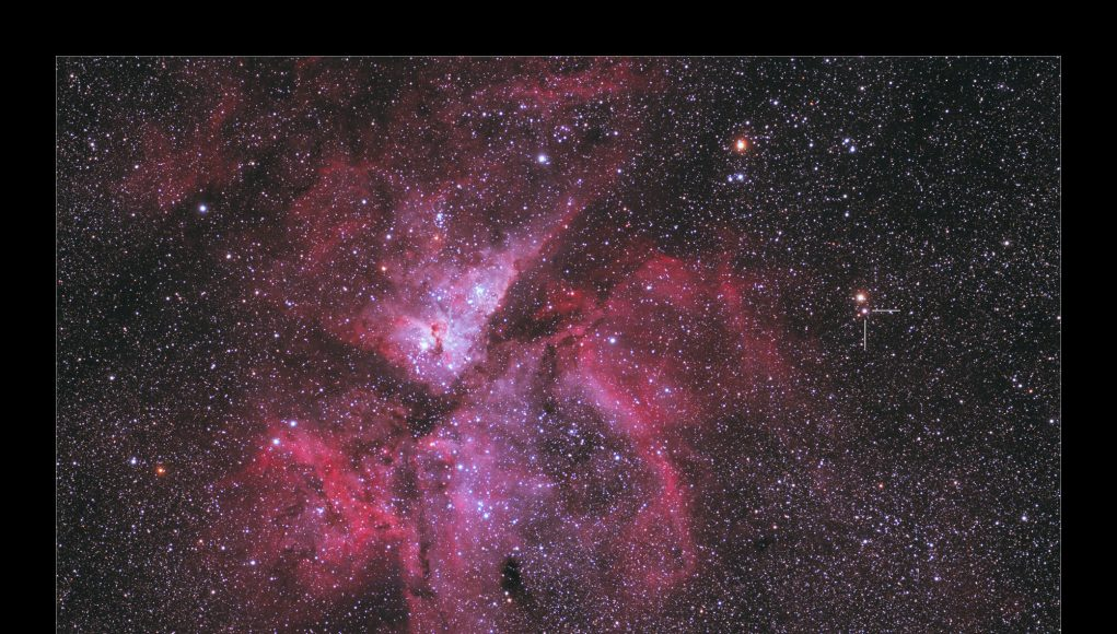 Seeing the light Study finds new way novae light up the sky