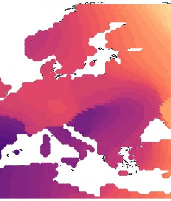 Study offers new insight into the impact of ancient migrations on the European landscape scaled