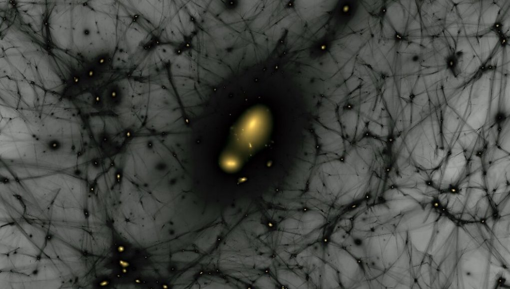 The Milky Ways satellites help reveal link between dark matter halos and galaxy formation