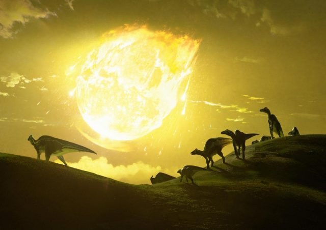 Dinosaur dooming asteroid struck earth at deadliest possible angle