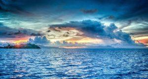 Discovery of unknown hydrogen in mid ocean ridge points to hidden biosphere