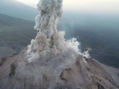 How drones can monitor explosive volcanoes