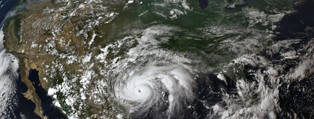 Long term data show hurricanes are getting stronger