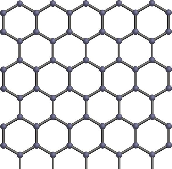 Researchers breaking new ground in 2 D materials