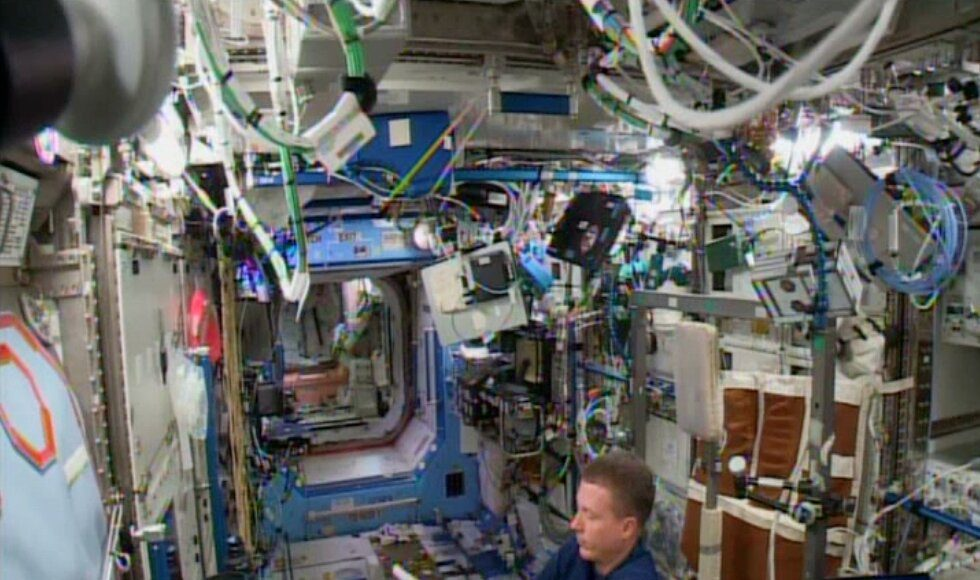 Researchers find space stations surface microbial profile resembles skin of its crew members