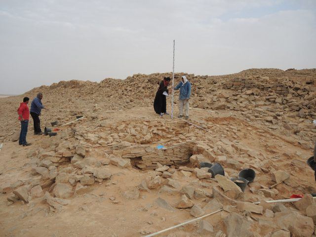 6th millennium BC structure discovered in Saudi Arabia