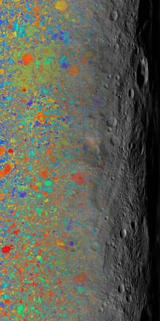 Ancient micrometeoroids carried specks of stardust water to asteroid 4 Vesta