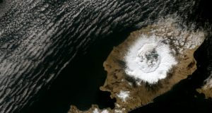 Eruption of Alaskas Okmok volcano linked to period of extreme cold in ancient Rome