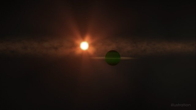 Neptune sized planet discovered orbiting young nearby star