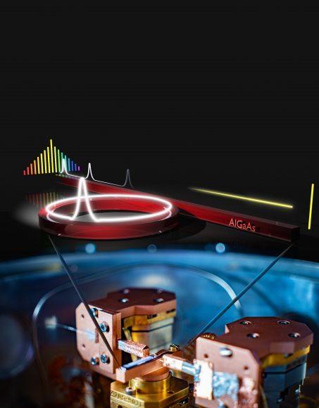 New design for optical ruler could revolutionize clocks telescopes telecommunications