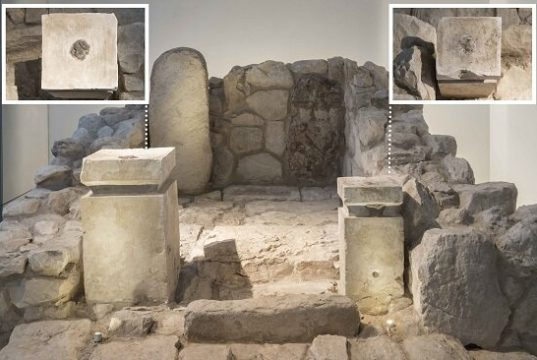 New research reveals Cannabis and Frankincense at the Judahite Shrine of Biblical Arad