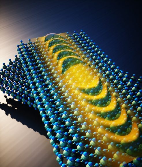 Scientists apply twistronics to light propagation and make a breakthrough discovery