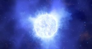 A cosmic mystery Very Large Telescope captures the disappearance of a massive star