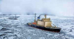 A regime shift is happening in the Arctic Ocean scientists say