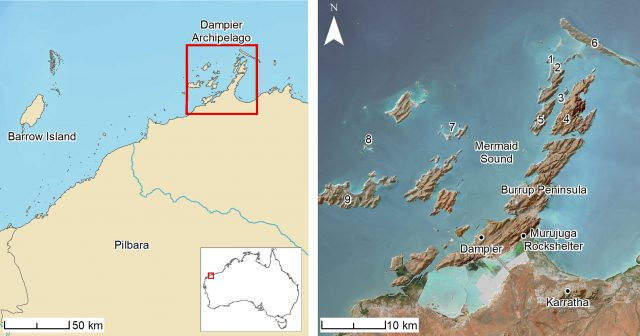 Aboriginal artifacts reveal first ancient underwater cultural sites in Australia
