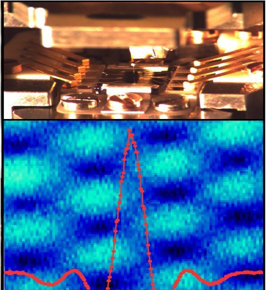 Atomic Swiss Army knife precisely measures materials for quantum computers